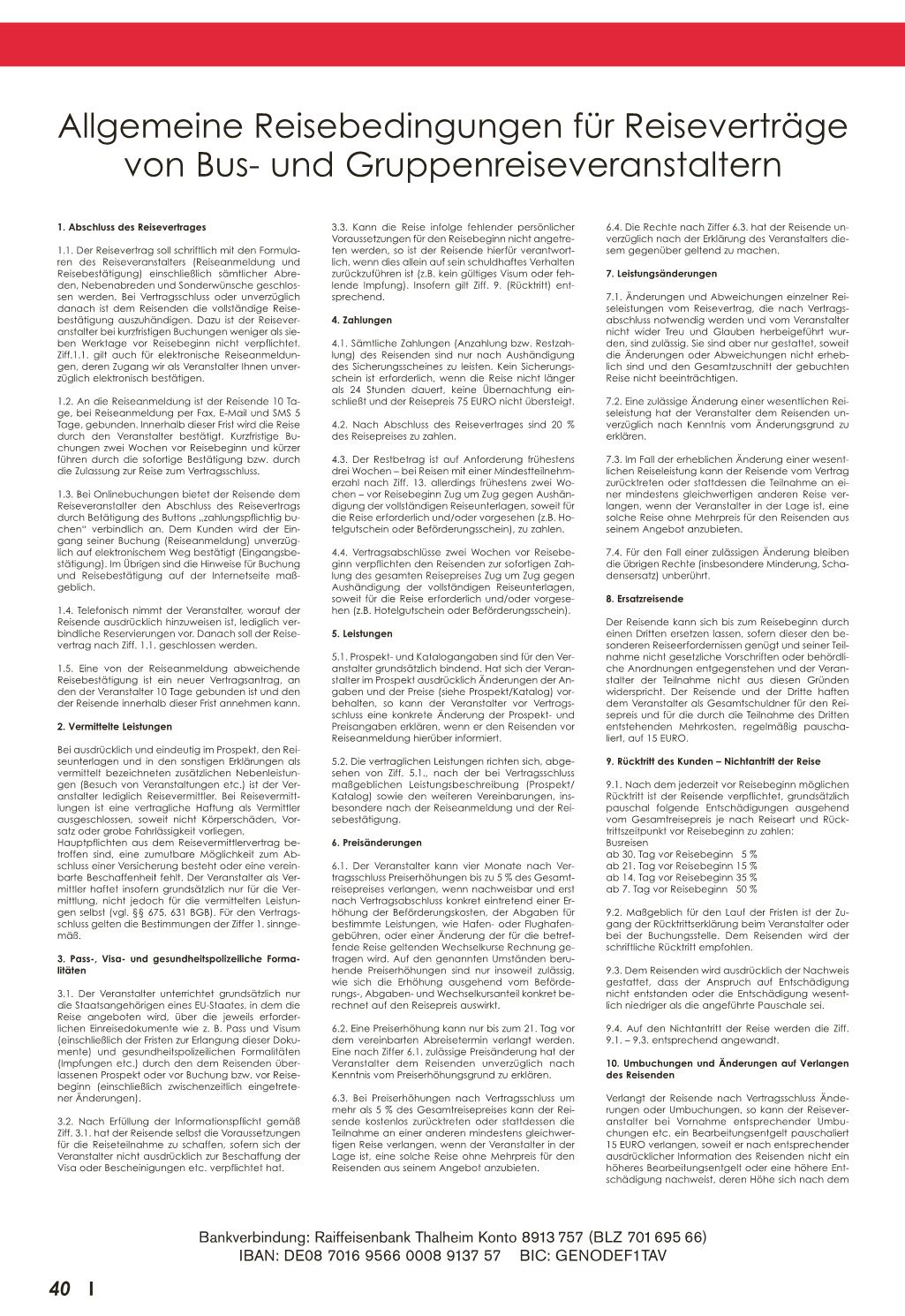 zulassung i und ii